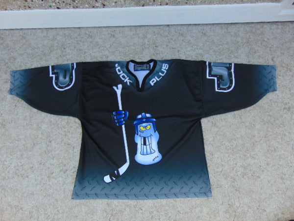 Hockey Jersey Men's Size X Large 52 Jock Plus Metzen World Class Jersey Made In Germany New Demo Model