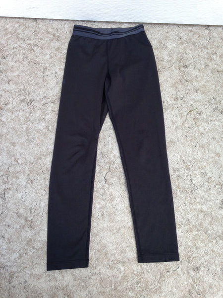 Hockey Base Layer Long Johns MEC Child Size Junior 8  Black Excellent
