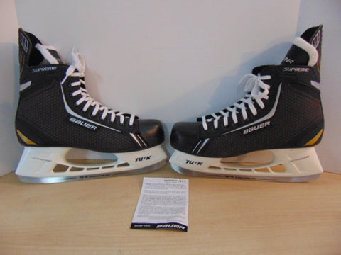 Hockey Skates Men's Size 13.5 Shoe Size Bauer Supreme New With Tags