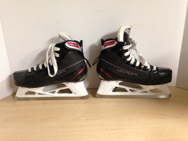 Hockey Goalie Skates Child Size 3.5 Shoe Size Bauer Vapor X700 As New