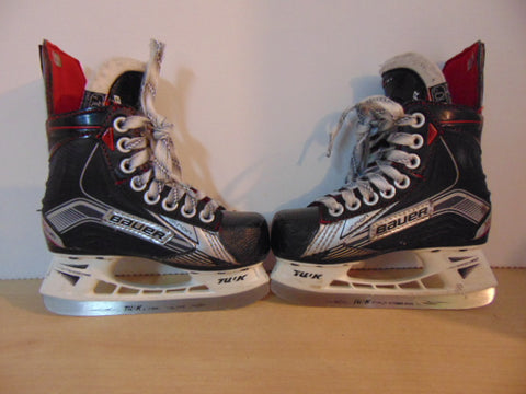 Hockey Skates Child Size 11 Shoe Size Toddler  Bauer Vapor