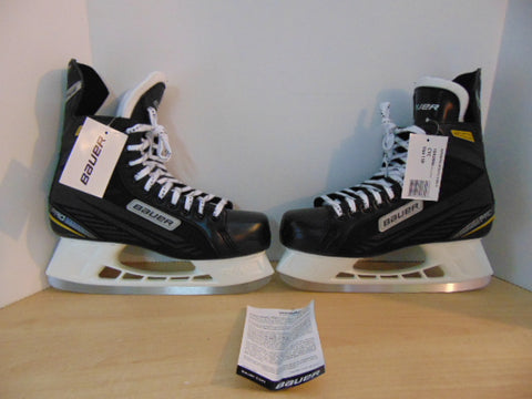 Hockey Skates Men's Size 12.5 Shoe Size Bauer Supreme New With Tags