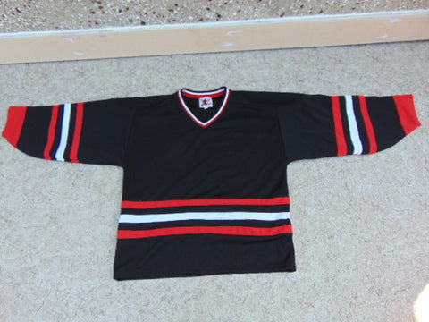 Hockey Jersey Men's Size Small Vintage Victoria Salsa Label Practice Jersey