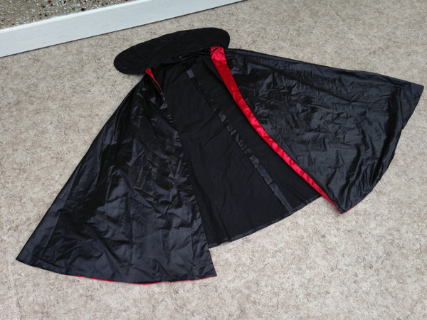 Halloween Costume Adult Double Sided Quality Dracula Cape