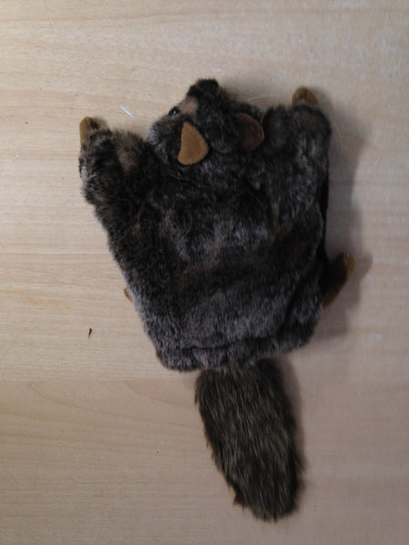 Hand Puppet Folkmanis Plush Flying Squirrel