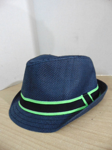 Hat Child Size 7-8 Children's Place Fedora Woven Hat As New