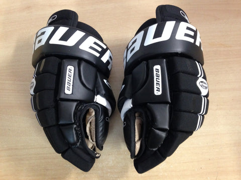 Hockey Gloves Men's Size 15 inch Bauer Impact Armour Excellent