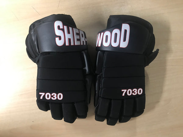 Hockey Gloves Men's Size 15 inch Sherwood 7030 New Demo Model