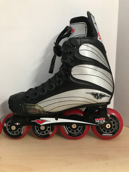 Hockey Roller Hockey Skates Men's Size 6 Mission Excellent