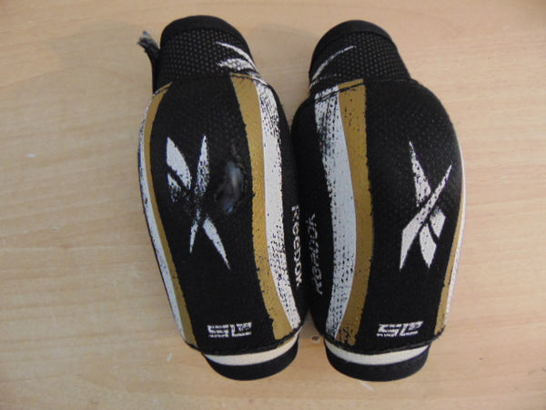 Hockey Elbow Pads Child Size Y Large Age 5-6 Reebok Minor Wear