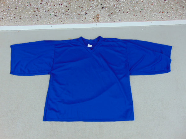 Hockey Goalie Jersey Men's Size X X Large NEW Blue