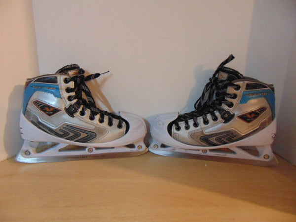 Hockey Goalie Skates Men's Size 7.5 Shoe Size CCM 6.0