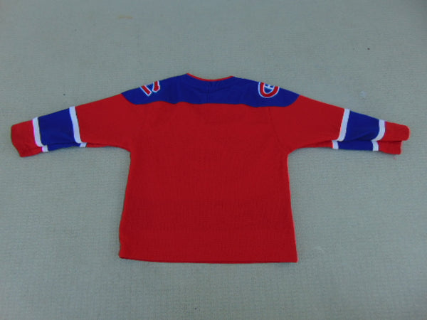Hockey Jersey Child Size 24 Month NHL Canadians
