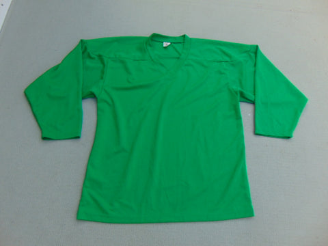 Hockey Jersey Men's Size M  NEW Green