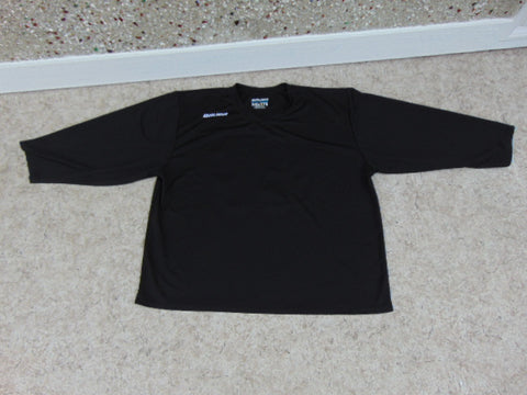 Hockey Jersey Men's Size XX Large Practice Bauer Black New