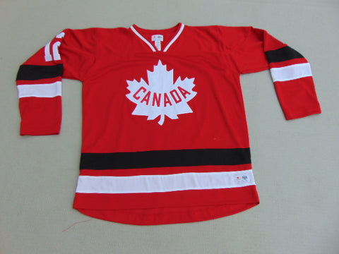 Hockey Jersey Men's Size X Large Canada Official Olympics 2012 As New