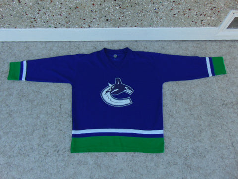 Hockey Jersey Men's Size X Large Vancouver Canucks NHL