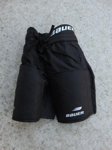 Hockey Pants Child Size Junior Large Bauer Excellent
