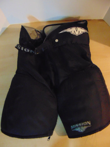 Hockey Pants Child Size Junior X Large 28-30 inch Waist Mission Minor Wear