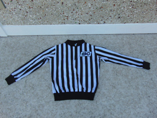 Hockey Referee Officiating Jersey Uniform CCM Adult Small - Medium