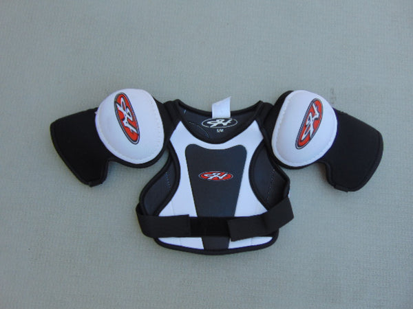 Hockey Shoulder Chest Pad Child Size Y Small - Medium Age 4-6 Hespeler