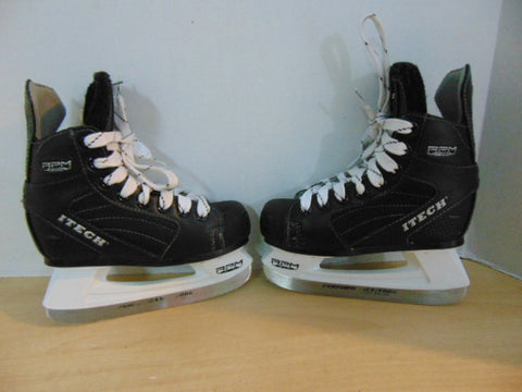 Hockey Skates Child Size 11 Shoe Size Itech RPM 2500