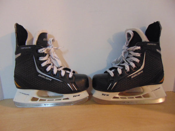 Hockey Skates Child Size 1 Bauer Supreme Excellent