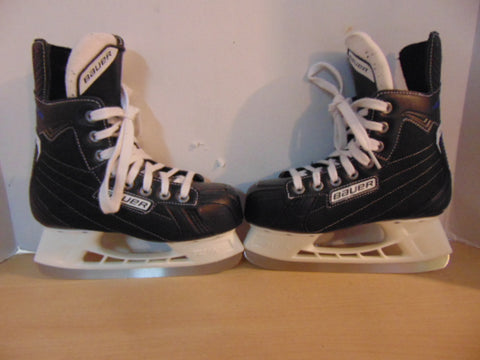 Hockey Skates Child Size 3 SHOE Size Bauer Nexus 55 New Demo Model