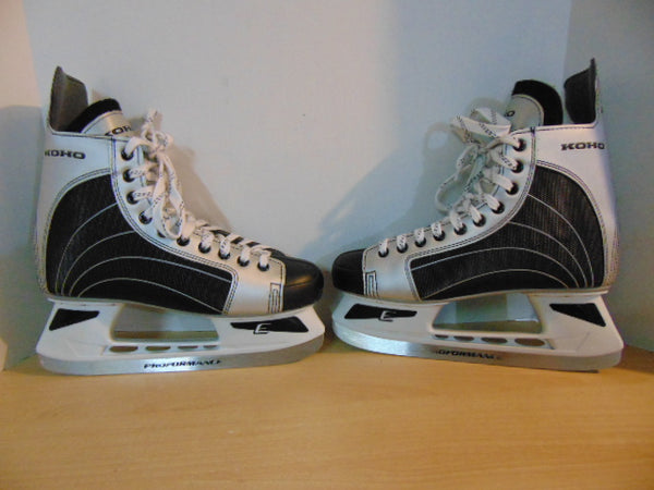 Hockey Skates Men's Size 10 Shoe Size Koho NEW DEMO MODEL