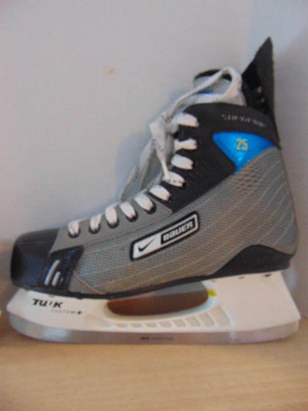Hockey Skates Men's Size 11.5 Shoe Size Bauer Nike Supreme 25