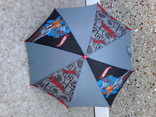 Hotwheels Child Umbrella Excellent