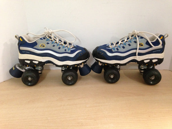 Inline Roller Skates Ladies Size 7.5 Roller Derby Sketchers 4 Wheelers Fantastic Quality