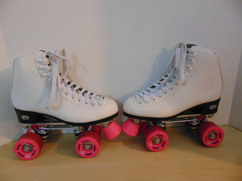Inline Roller Derby Roller Skates RW Wave Ladies Size 5 Excellent