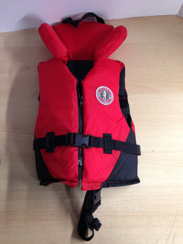 Life Jacket Child Size 30-60 lb Mustang Survival New Demo Model
