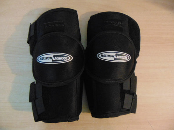 Lacrosse Elbow Pads Inter Arm Guards Men's Size Medium Retail $99.99 New With Tags