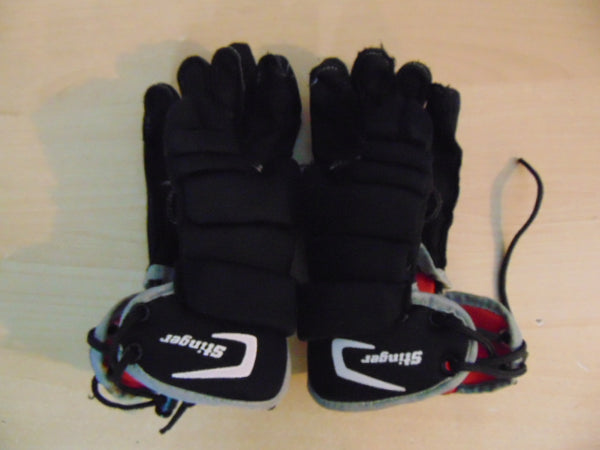 Lacrosse Gloves Child Size 10 inch 7-9 STX Stinger