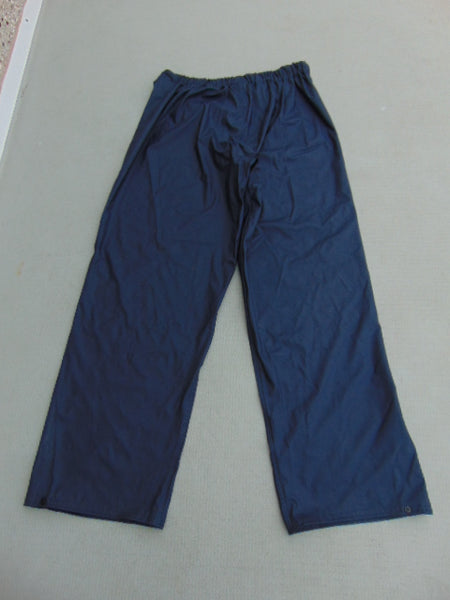Rain Pants Men's Size XX Large Pioneer Black Waterproof New Demo Model