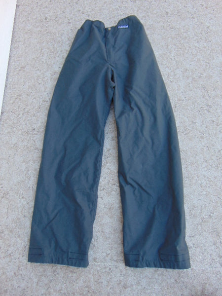 Rain Pants Ladies Size Small Taiga Gore Tex Waterproof Grey Great For Bike Motorcycle Hiking