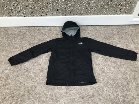 Rain Coat Child Size 14-16 Youth The North Face Black