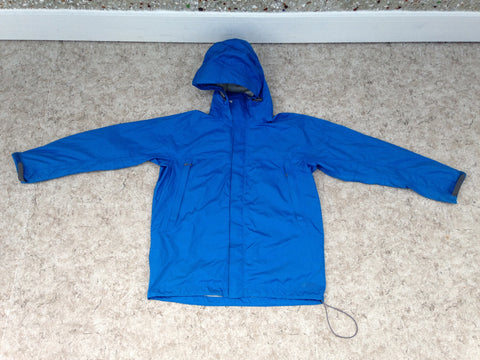 Rain Coat Child Size 16  MEC Waterproof