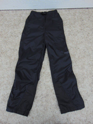 Rain Pants Ladies Size X Small Kathmandu NGX Austrailia Waterproof Black As New