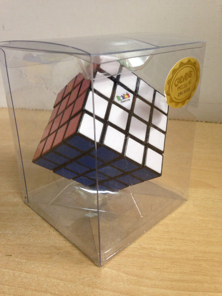 Rubiks Cube 2 pc Set Large and Small As New