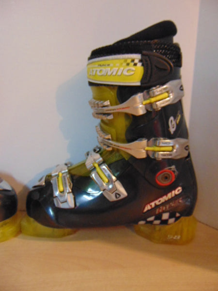 Ski Boots Mondo Size 25.5 Men's Size 7.5 Ladies Size 8.5 315 mm Atomic Carbon Back Country Fantastic Quality