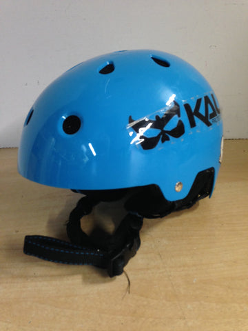 Ski Helmet Child Size 8-12 Kali Blue Black