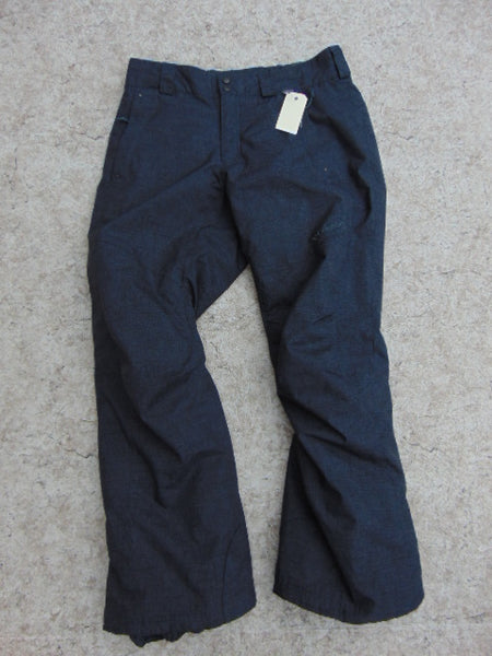 Snow Pants Ladies Size Medium Columbia Dark Grey Snowboarding Fantastic Quality New Demo Model