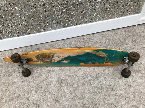 SkateBoard Long Board Sector Bamboo 45 inch
