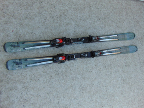 Ski 160 Atomic Parabolic Grey Black With Bindings Excellent