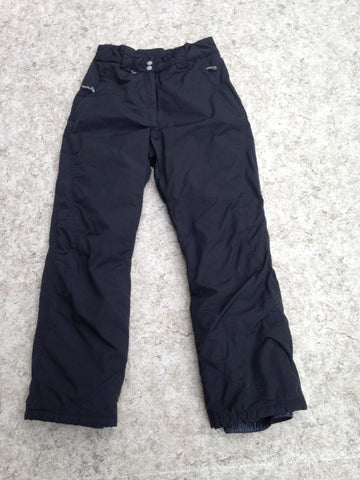Snow Pants Ladies Size Medium Performance Series Black Snowboarding New Demo Model