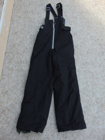 Snow Pants Child Size 10-12 Mole With Bib Black Snowboarding