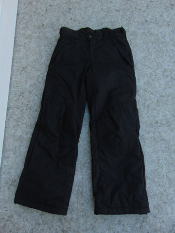 Snow Pants Child Size 12 H & M  Black Snowboarding New With Tags